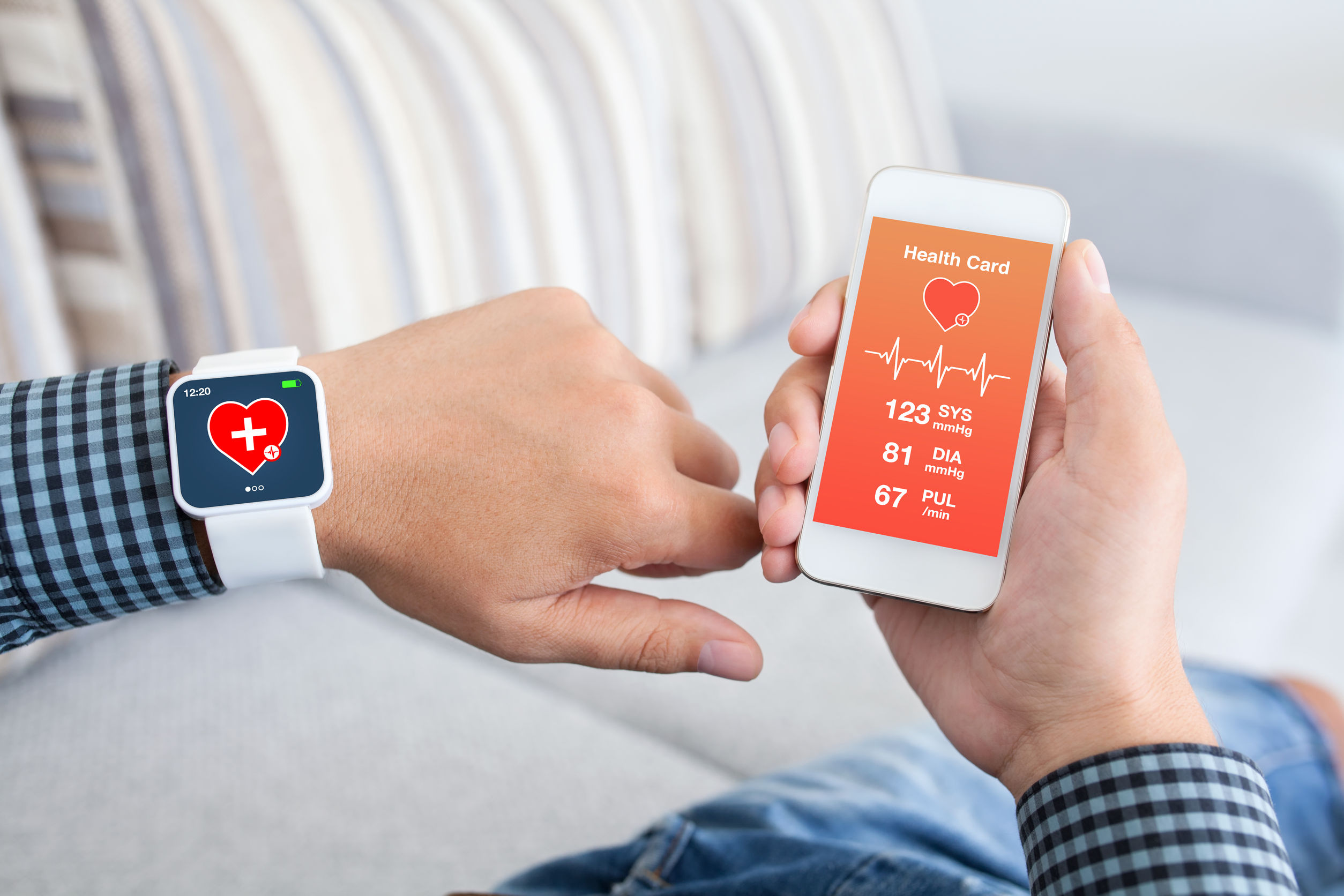 new healthcare smartphone apps